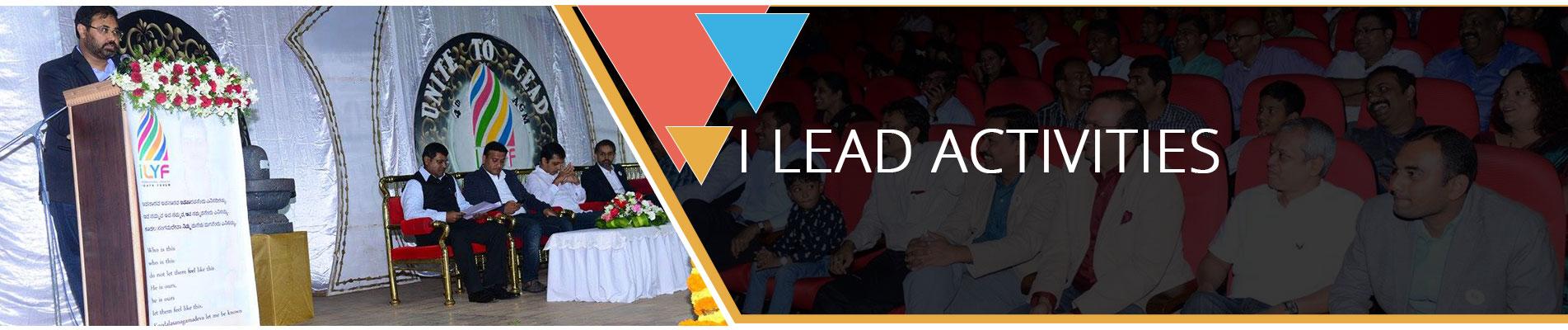 I-Lead Activities